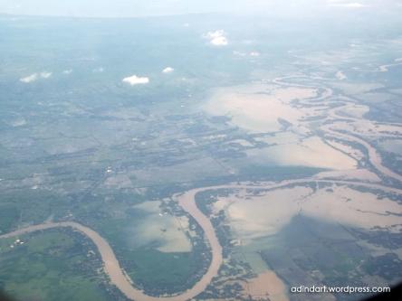 Bengawan Solo River